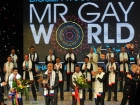 Mr Gay World, Rome