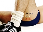 Just Do Art - Sportswear Exhibit